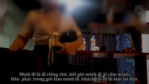 Thâm nhập thế giới massage sung sướng ở Hà Nội: Các nữ nhân viên khỏa thân bơi, nhảy và kích dục cho khách, giá cao nhất 10 triệu đồng-8