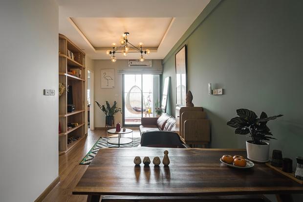 Chi 250 triệu sửa căn hộ để về chung 1 nhà, cặp vợ chồng ghi điểm tuyệt đối với style trẻ trung, hiện đại-1