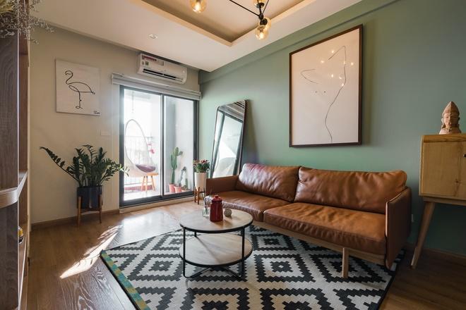 Chi 250 triệu sửa căn hộ để về chung 1 nhà, cặp vợ chồng ghi điểm tuyệt đối với style trẻ trung, hiện đại-2