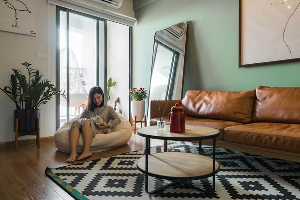 Chi 250 triệu sửa căn hộ để về chung 1 nhà, cặp vợ chồng ghi điểm tuyệt đối với style trẻ trung, hiện đại-4