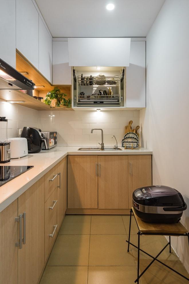Chi 250 triệu sửa căn hộ để về chung 1 nhà, cặp vợ chồng ghi điểm tuyệt đối với style trẻ trung, hiện đại-6
