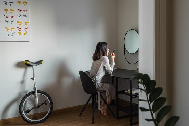 Chi 250 triệu sửa căn hộ để về chung 1 nhà, cặp vợ chồng ghi điểm tuyệt đối với style trẻ trung, hiện đại-10