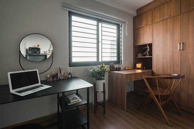 Chi 250 triệu sửa căn hộ để về chung 1 nhà, cặp vợ chồng ghi điểm tuyệt đối với style trẻ trung, hiện đại-11