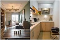 Chi 250 triệu sửa căn hộ để về chung 1 nhà, cặp vợ chồng ghi điểm tuyệt đối với style trẻ trung, hiện đại