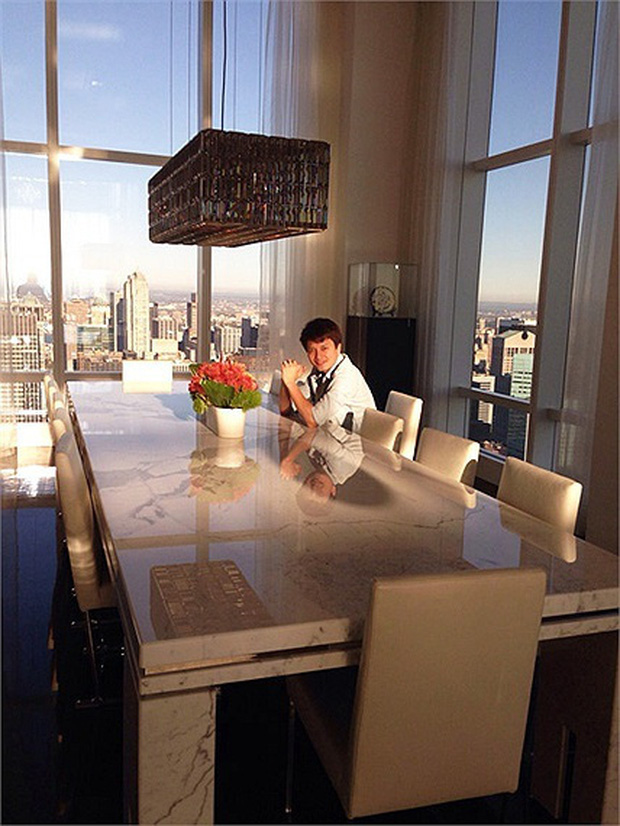 Penthouse của em gái Cẩm Ly - Người Việt giàu nhất thế giới: Đối diện trụ sở LHQ, giá khoảng 761 tỷ đồng-6
