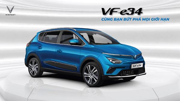 Đặt cọc sớm xe điện VinFast VF e34, hưởng lợi gần 120 triệu đồng-3