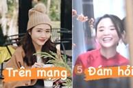 So ảnh trên mạng và đám hỏi của vợ Xuân Trường: Xinh miễn chê, cười tươi roi rói bên cạnh chồng điển trai