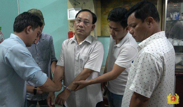 Giám đốc Bệnh viện Cai Lậy bị tình nghi liên quan vụ giết người-1