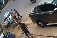 Video nghi can vận chuyển ma túy tấn công cảnh sát