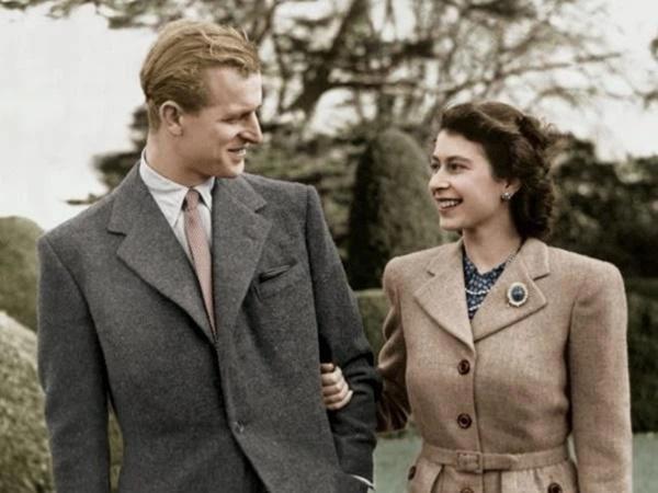 Chuyện tình xuyên suốt 74 năm của Nữ hoàng Anh cùng Hoàng tế Philip: Tình yêu say đắm năm 13 tuổi ngay từ cái nhìn đầu tiên và sự đặc cách có 1-0-2 trong lịch sử!-2