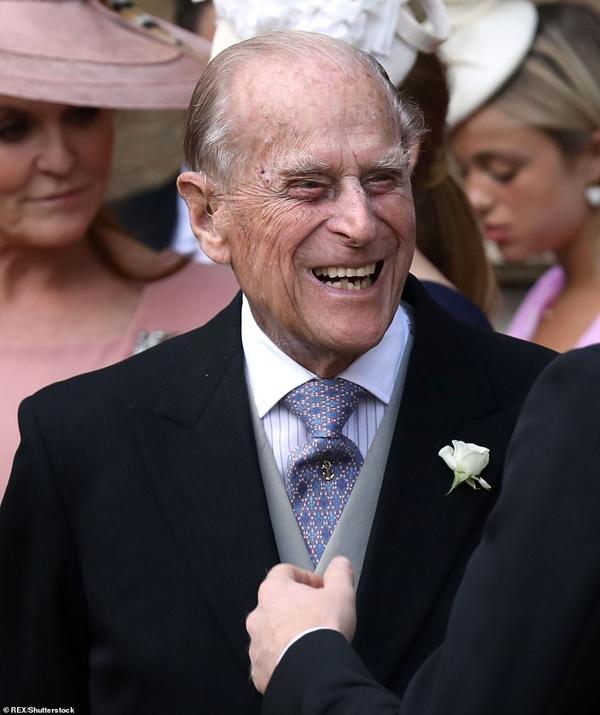 Những hình ảnh cuối cùng của chồng Nữ hoàng Anh - Hoàng tế Philip, trước khi qua đời ở tuổi 99-3