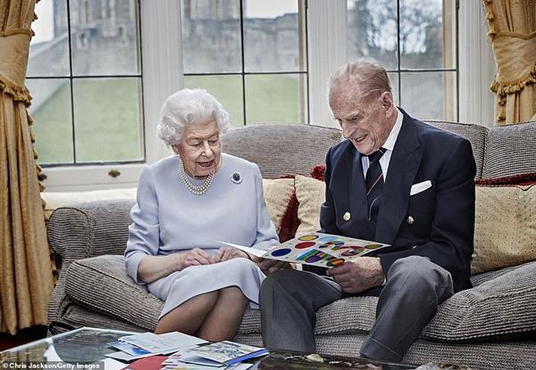 Những hình ảnh cuối cùng của chồng Nữ hoàng Anh - Hoàng tế Philip, trước khi qua đời ở tuổi 99-4
