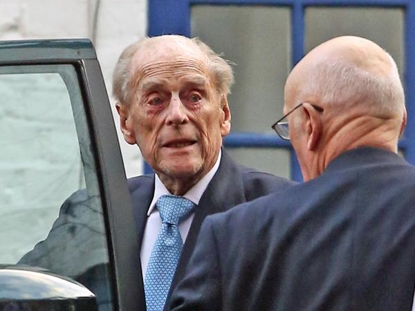Những hình ảnh cuối cùng của chồng Nữ hoàng Anh - Hoàng tế Philip, trước khi qua đời ở tuổi 99-7