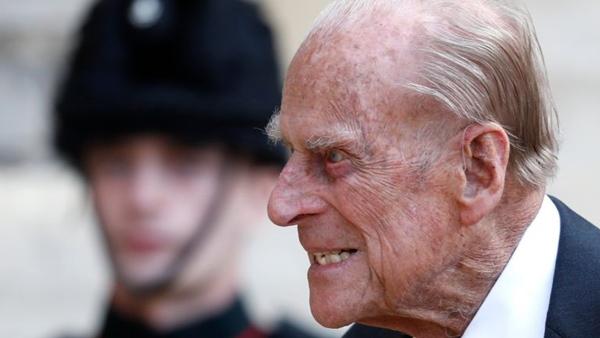 Những hình ảnh cuối cùng của chồng Nữ hoàng Anh - Hoàng tế Philip, trước khi qua đời ở tuổi 99-12
