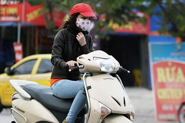 Dự báo thời tiết 10/4: Không khí lạnh tràn miền Bắc, Hà Nội đêm rét-1