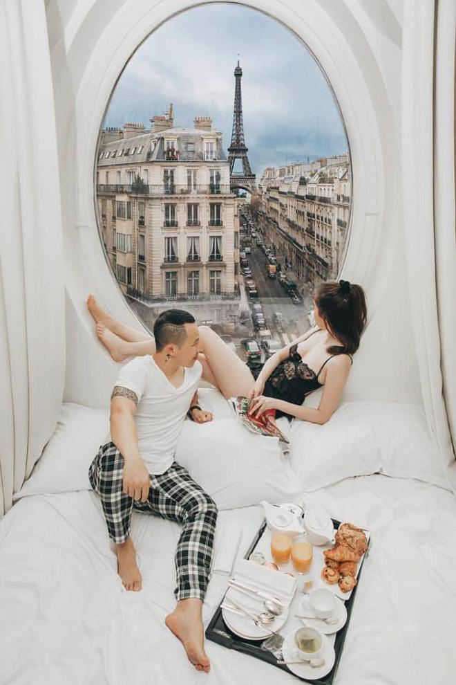 Ngọc Trinh - Vũ Khắc Tiệp và hành trình 17 năm tình bạn: Gây sốc toàn tập từ hôn ngấu nghiến, ngủ chung đến suýt nghỉ chơi-11