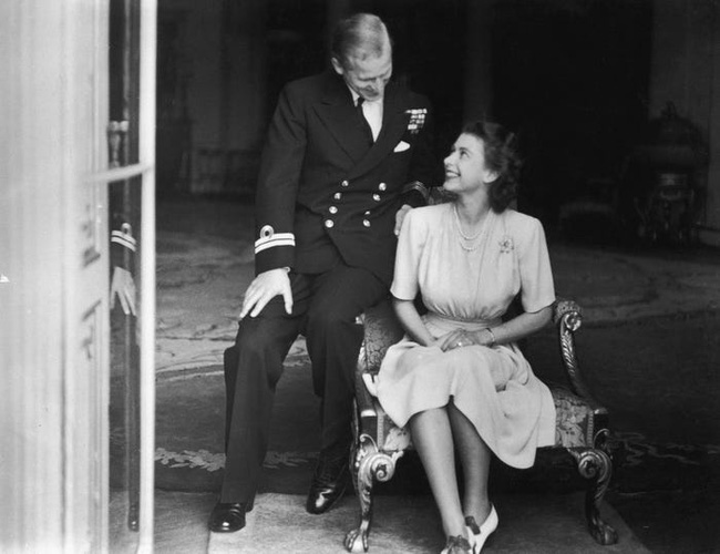 Nhìn lại những dấu ấn không thể nào quên của Hoàng tế Philip trong suốt cuộc đời-7