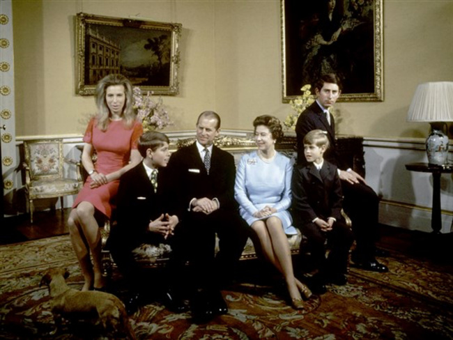 Nhìn lại những dấu ấn không thể nào quên của Hoàng tế Philip trong suốt cuộc đời-12