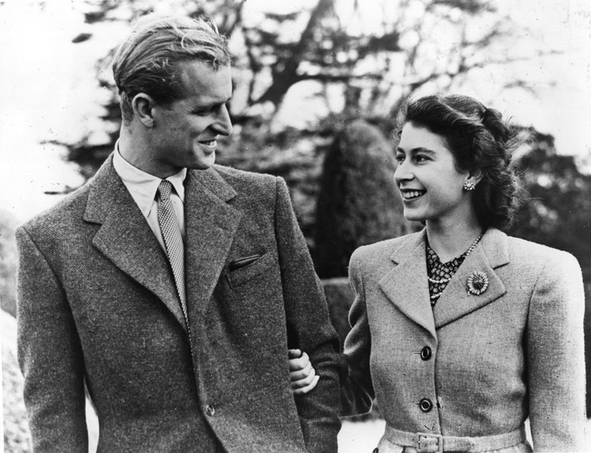 Nhìn lại những dấu ấn không thể nào quên của Hoàng tế Philip trong suốt cuộc đời-9