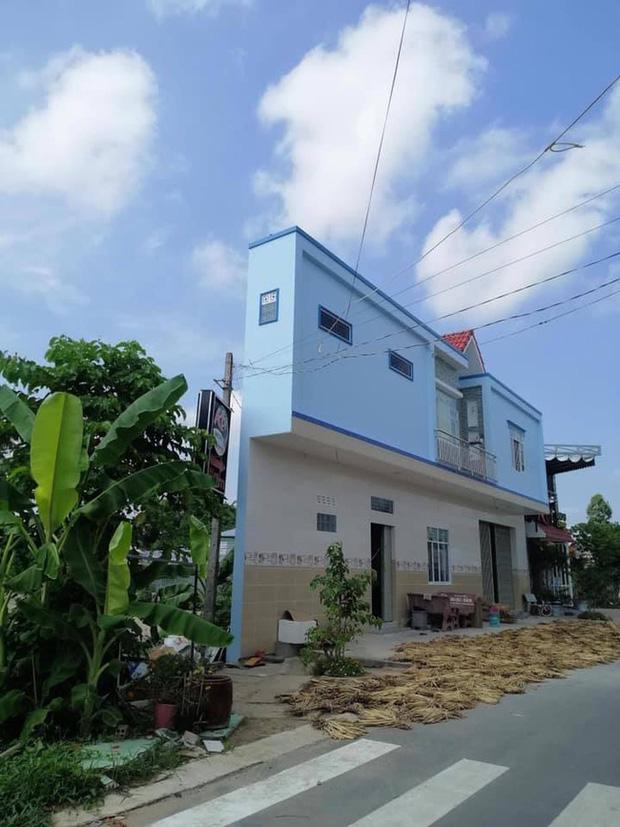Xuất hiện ngôi nhà mang thiết kế kì cục mỏng như lá lúa, chỗ thụt chỗ thò khiến dân mạng tò mò không biết gia chủ sinh hoạt thế nào!-3