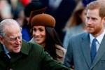 Phản ứng đầu tiên của Harry và Meghan ngay sau khi nhận tin Hoàng tế Philip qua đời gây ra nhiều tranh cãi