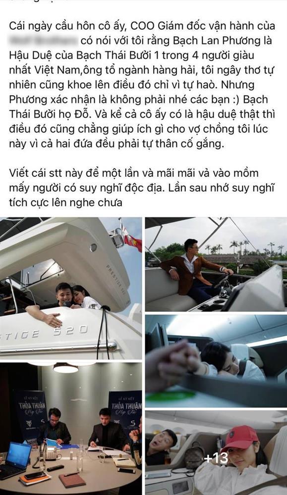Huỳnh Anh làm rõ lý do cầu hôn bạn gái single mom và nghi vấn hôn thê có gia thế liên quan đến 1 trong 4 người giàu nhất Việt Nam-2