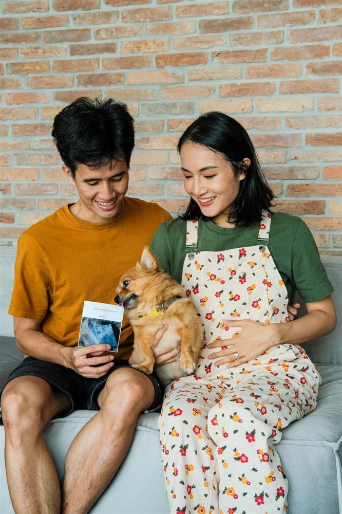 HOT: Giang Ơi thông báo chính thức có thai, ông xã lập tức nhắn nhủ vợ một điều bất ngờ-2