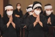 Nghệ sĩ Minh Hằng chia sẻ sau tang lễ bố ruột: 'Nỗi đau chồng chất nỗi đau'