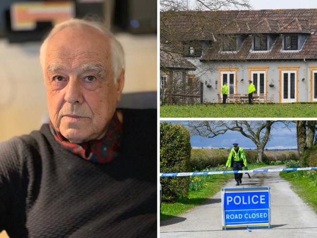 Tỷ phú giàu top đầu Anh quốc bị đâm chết dã man ngay trong nhà, danh tính nghi phạm bước đầu khiến dư luận sửng sốt-1