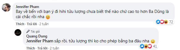 Chỉ 1 động thái nhỏ trên Facebook, Jennifer Phạm và chồng cũ Quang Dũng bỗng được khen ngợi hết lời: Dạy con văn minh quá!-3
