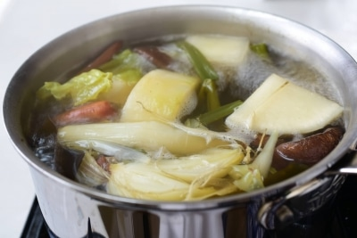 Tạm quên cách nấu lẩu nấm quen thuộc đi, gợi ý cho bạn cách nấu lẩu nấm của người Hàn cũng rất đáng học hỏi!-2