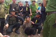 Clip vây bắt và hiện trường thương tâm vụ con trai cầm dao sát hại dã man bố đẻ ở Sơn La