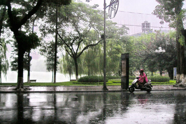 Dự báo thời tiết 11/4: Miền Bắc mưa nhỏ, có nơi rét dưới 17 độ-1