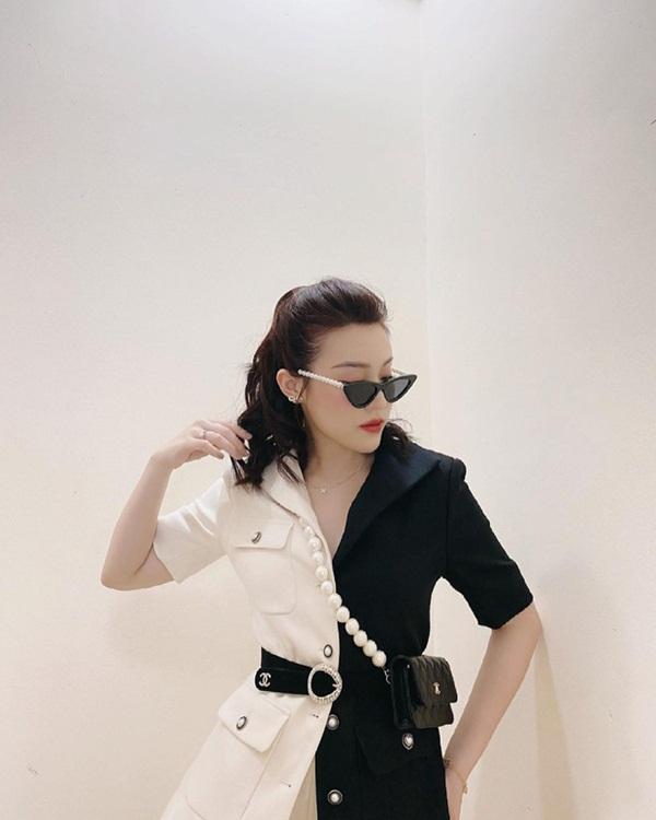 Rich kid Trinh Hoàng mua cả lố túi Chanel như gom hàng trăm rưỡi, trăm bảy trên mạng-4