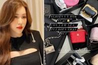 Rich kid Trinh Hoàng mua cả lố túi Chanel như gom hàng 'trăm rưỡi, trăm bảy' trên mạng