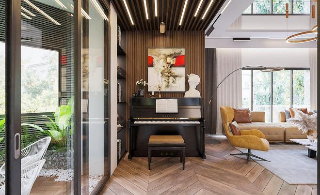 Hồng Đăng tiết lộ căn nhà hoành tráng, 2 mặt tiền giữa phố anh đang sinh sống-5