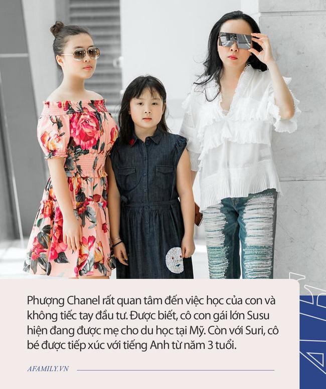Phượng Chanel có học vấn không phải dạng vừa, nuôi dạy con học toàn trường đỉnh-3