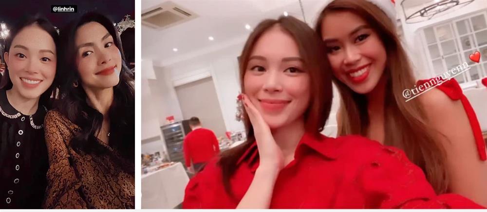 Linh Rin dự tiệc cuối tuần ở biệt thự gia đình Hà Tăng, suất con dâu tỷ phú chắc tay quá luôn-5