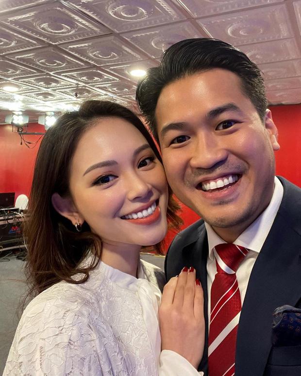 Linh Rin dự tiệc cuối tuần ở biệt thự gia đình Hà Tăng, suất con dâu tỷ phú chắc tay quá luôn-1