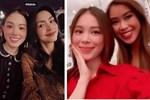 Linh Rin tổ chức sinh nhật cho con trai tỷ phú, chi tiết nhỏ khẳng định mối quan hệ khăng khít với chị dâu Hà Tăng-6