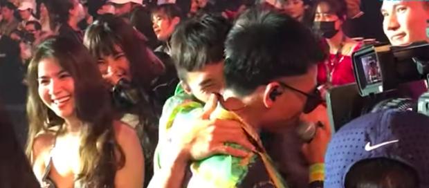 Wowy công khai xin lỗi Lương Thế Thành sau sự cố nhầm tên tại concert Rap Việt, lý do sai sót có chính đáng?-2