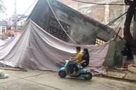 Vụ nhà 3 tầng đổ sập ở Lào Cai: Do hàng xóm đào móng xây nhà, một cụ bà may mắn thoát chết
