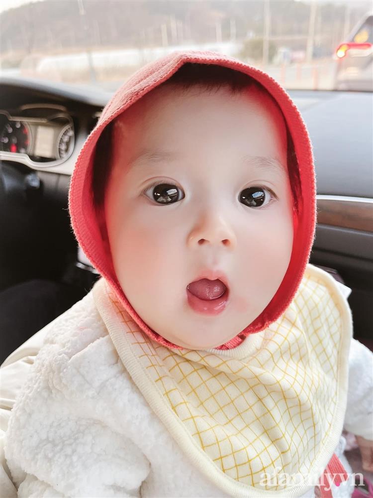 Tiết lộ danh tính bé gái Việt xuất hiện trong bộ phim đình đám Hàn Quốc - Penthouse, ngoài đời gây sốt vì gương mặt xinh như búp bê-8