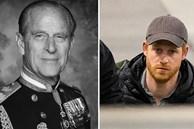 Hoàng tử Harry đã về Anh chịu tang ông nội, tiết lộ suy nghĩ của Hoàng tế Philip về cuộc phỏng vấn tai tiếng của vợ chồng cháu trai