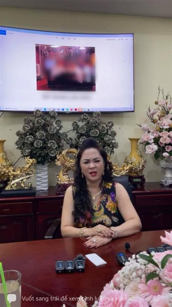 Bà Phương Hằng - vợ ông Dũng lò vôi gửi lời nhắn đến 8 người vợ của ông Yên, tiết lộ tin nhắn bày tỏ tình cảm của ông Yên dành cho mình!-2