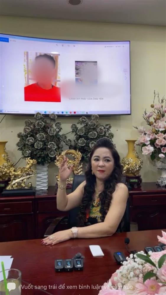 Bà Phương Hằng - vợ ông Dũng lò vôi gửi lời nhắn đến 8 người vợ của ông Yên, tiết lộ tin nhắn bày tỏ tình cảm của ông Yên dành cho mình!-3