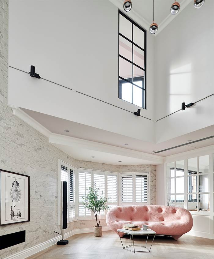 Cải tạo căn nhà 20 năm tuổi thành không gian sống rộng bạt ngàn, góc nào cũng cực mê-3
