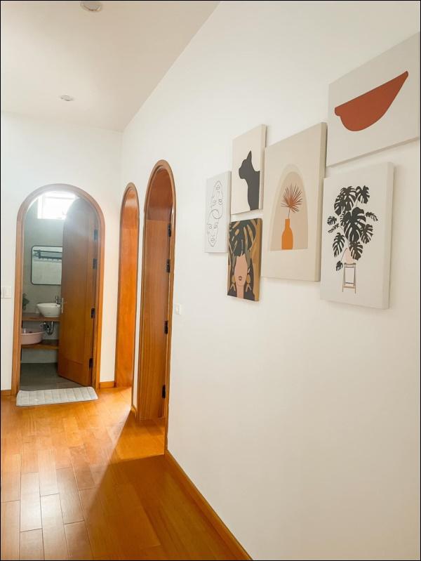 Chăm đi du lịch, vợ chồng trẻ Vĩnh Phúc tự lên ý tưởng thiết kế nhà đẹp chuẩn homestay xịn sò, nhìn mà mê-3