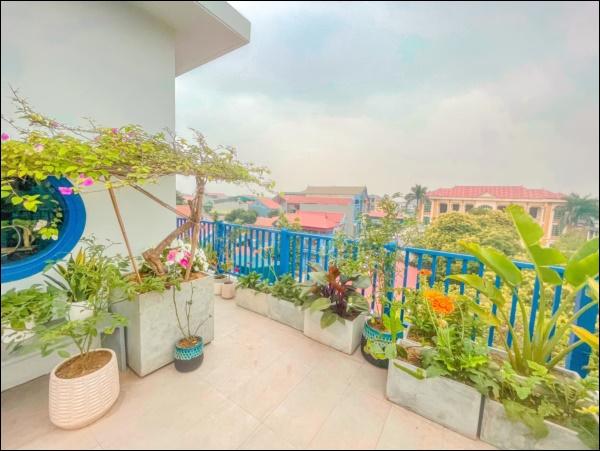 Chăm đi du lịch, vợ chồng trẻ Vĩnh Phúc tự lên ý tưởng thiết kế nhà đẹp chuẩn homestay xịn sò, nhìn mà mê-15