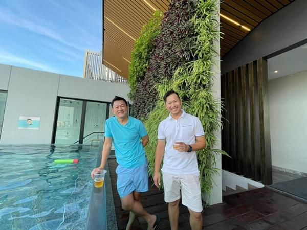 Thanh Thảo mừng tân gia nhà mới, hé lộ không gian giàu có của căn hộ view triệu đô-9